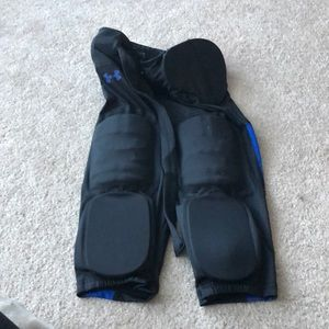 Other - Under armor football padded pants
